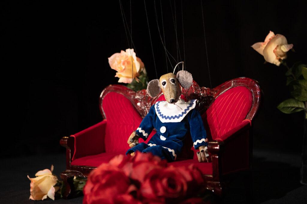 Mäxchen Maus zum Welttag des Puppenspiels